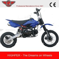 2014 Good-quality Dirt Bike Mini Motorcycle with CE 125CC (DB602)