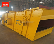 hot sale vibrating sieve screen classifier sold to India