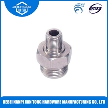 ISO Precision CNC Machining Turning Milling Brass Aluminum Metal Micro Lathe Parts