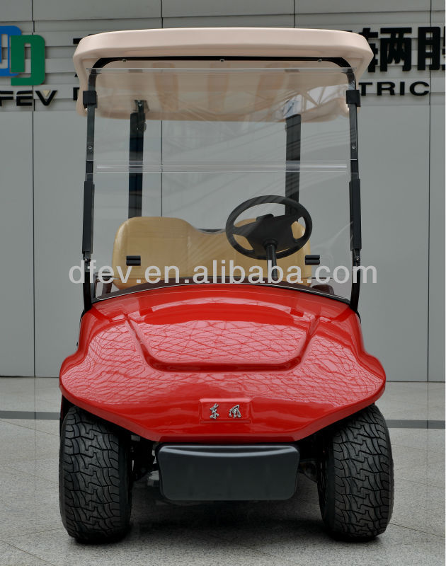 Electric golf buggy brand new golf buggy made by Dongfeng Motor