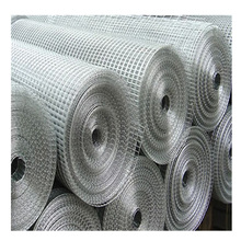 4mm 1/ 2 * 1 / 2 welded wire mesh fence panel for construction