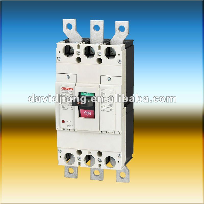 nf400-cw 3p 300A NF MCCBMOLDED CASE CIRCUIT BREAKER