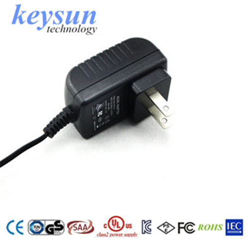 AC 100V-240V 12v 0.6a ac/dc adaptor US Plug 600mA Power adaptor Charger US Plug