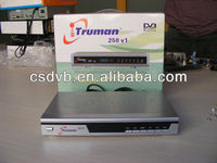 2013 hot sale free to air fta digital truman satellite receiver for egypt