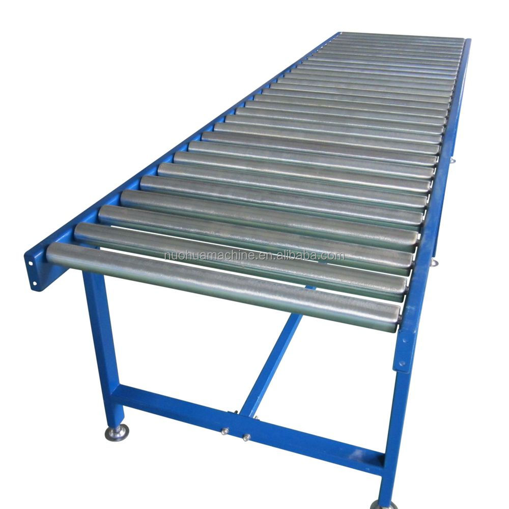 Gravity Idler Roller Transport Conveyor
