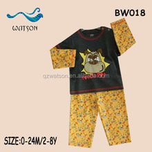 basic kids clothes baby 2 piece set clothes