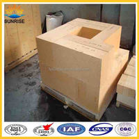 Heating Furnace Refractory Brick Fire Clay Brick Kilns