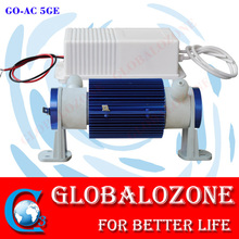 GO-AC air cooling ozone therapy machine parts/o3 generation tube for ozone sauna capsule