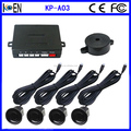 Car Parking Sensor System With Buzzer Ground Detect Free