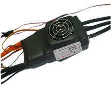 16S 400A Brushless Motor Car ESC with Program Box