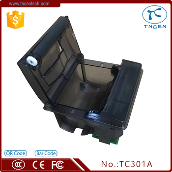 thermal receipt panel printer TC301A