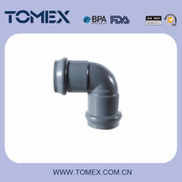 cheap and widely used plastic rubber fittings
