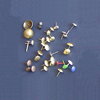 Best Selling Stainless Steel Clear Thumb Tacks