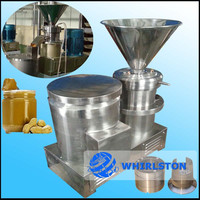 Compact Structure and Easy Operation Peanut Butter Machine For Sale