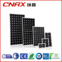 Mono A garde cell 250W pv solar panel for home system