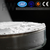 Rubber Product Chemicals Hydrophobic Fumed Silica