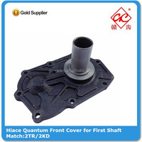toyota hiace van mini bus ,toyota commuter 2TR 2KD engine gearbox cover Output shaft cover