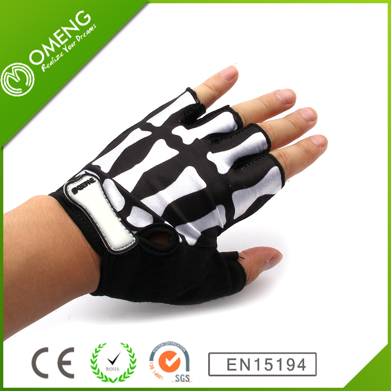 Wholesale Unisex Cycling Gloves Gel Padding Practical Cycling Gloves