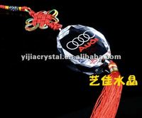 3D laser car crystal pendant on Sale
