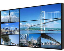 49 Inch 3x3 LCD Panel Replacement LCD Monitor Video Wall for Advertising