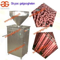 Sausage Making Machine|Fresh Seusage Filling Machine|Quantitative and Twist Sausage Filler Machine