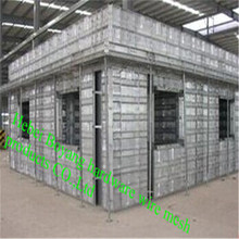 6061-T6 Aluminium forms wall panels construction formwork for concrete sale/60KN/ square meter Aluminium Alloy Building Formwork