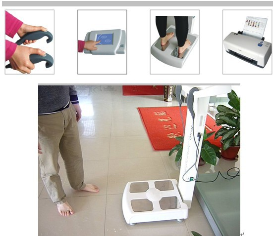 Convenient and practical quantum resonance magnetic body health analyzer