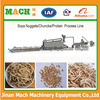 Textured Vegetarian Protein (TVP)/Soya Meat (TSP)/Soya Chunks Nuggets Mince Protein Extruder Making Machines