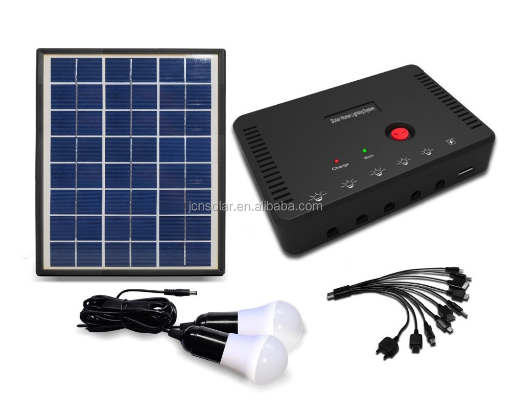 Portable Solar Power System sola energy system for Home Use