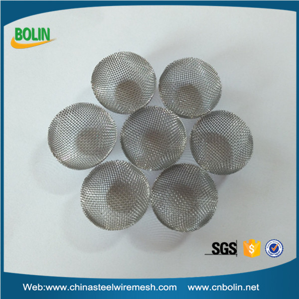 Bowl Shape Stainless Steel Smoking Pipe Screens/Vaporizer Screen Filter