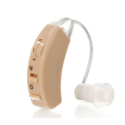 Behind The Ear Invisible Line Zinbest Battery Hearing Aid