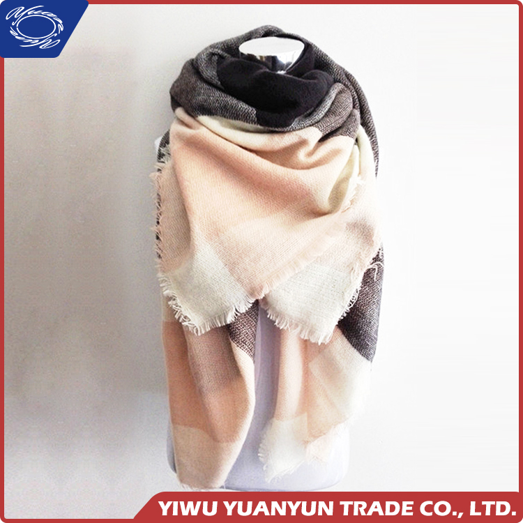 Modern style different types OEM design thick warm winter <strong>scarf</strong> directly sale