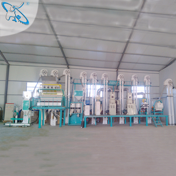 China Best Quality Small Millet Milling Machinery