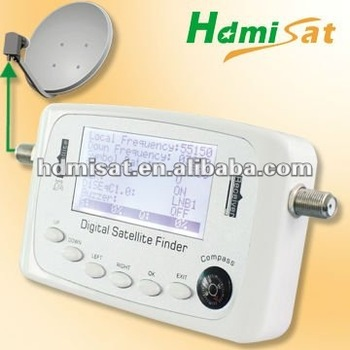 DVB-S/S2 Digital Satellite Finder(HSF 005)