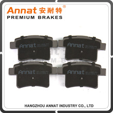 china brand brake pads for nissans fuga auto parts