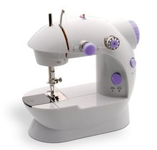 Alibaba express Electric Mini Sewing Machine / manual mini sewing machine / Household mini sewing machine