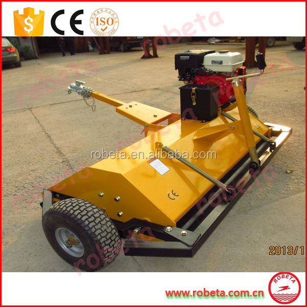 Diesel or Gasoline Optional 15HP ATV Flail Electric Lawn Mower /Flail mower for ATV/Whatsapp: 86+15803993420