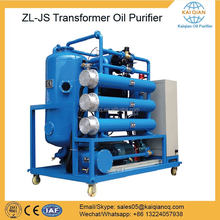 New Conditon Vacuum Transformer Oil Filtration Equipment