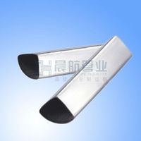 stainless steel triangular pipe