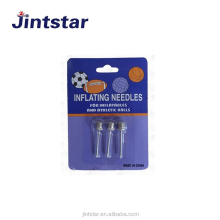 Metal Ball Inflating air pump needles for basketball or soccer ball