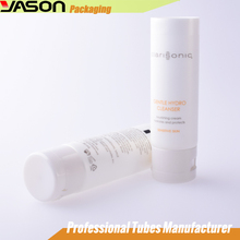 30ml cosmetic refillable plastic round tube
