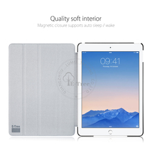 Ultra Thin Magnetic Stand Leather Cover Smart Case For Apple iPad Air 2 Tablet