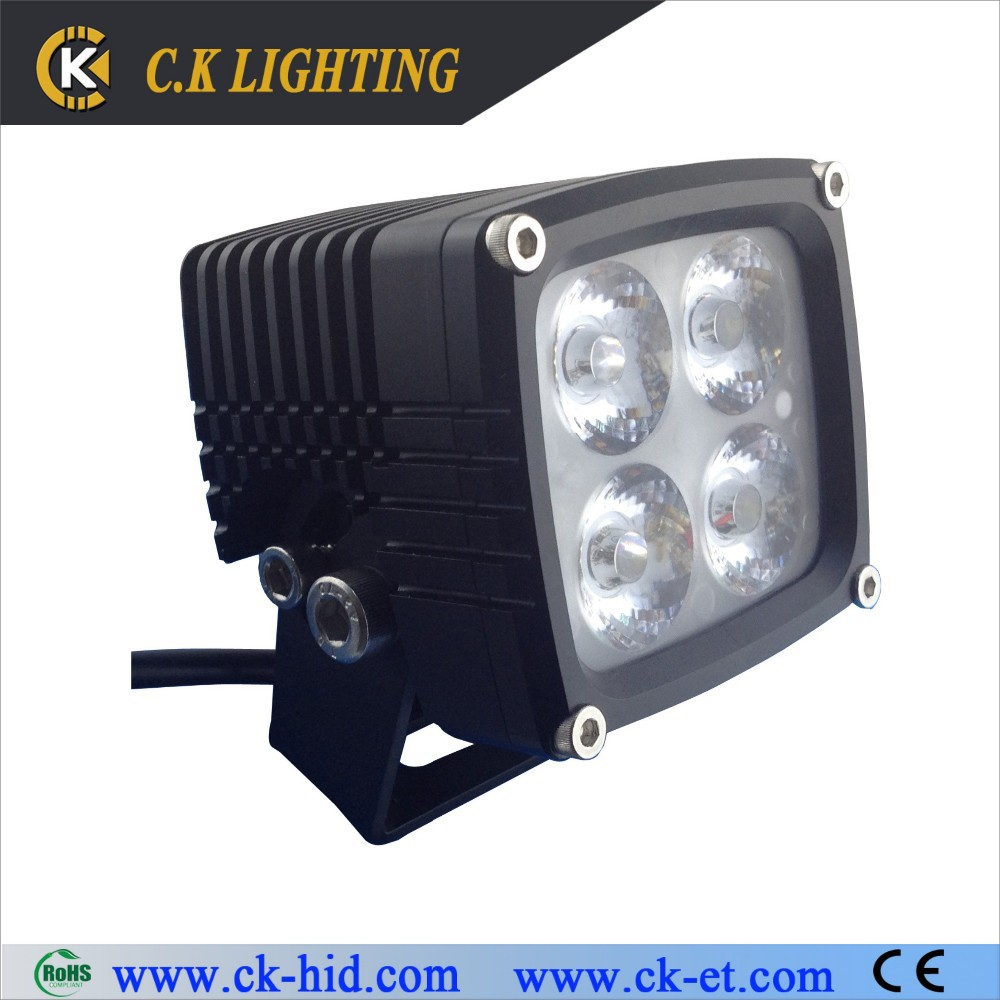 30w high power ip68 led work light for rc 4x4 off road light
