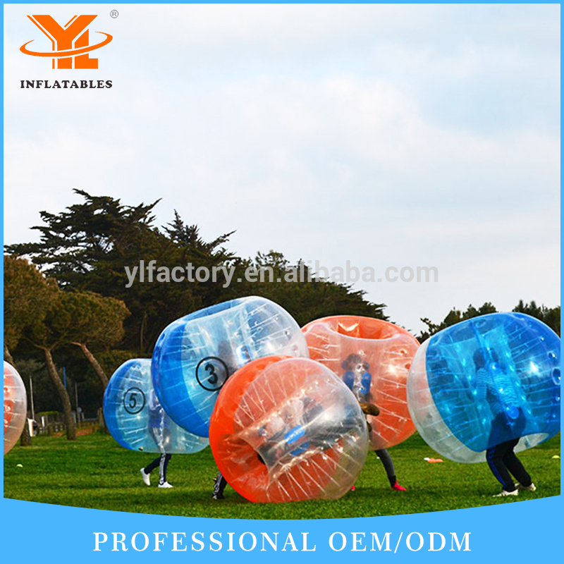 Modern Design Crazy Inflatable Belly Bump Ball