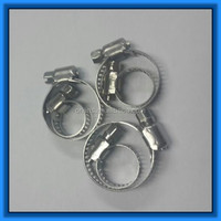SS 304 Rod Clamp, Mini American Pipe Clamp from Alibaba China