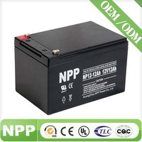 rechargeable sealed lead acid battery 12v 12ah for toy car