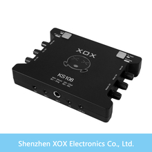 The XOX external sound card KS108 for tablet PC karaoke singing