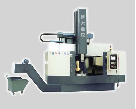 CKS5116 high speed vertical lathe from China manufacturer
