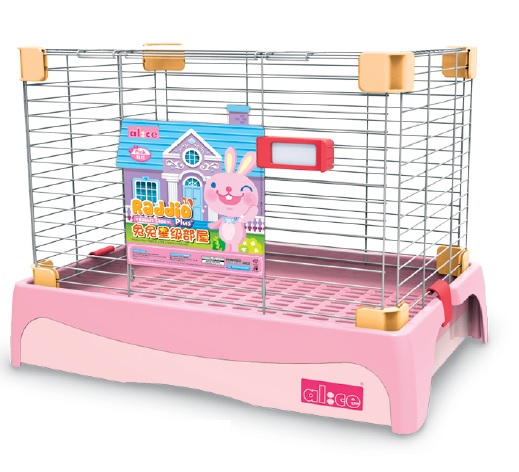 Wholesales Luxury Indoor Easy Clean Rabbit Cage with Tray