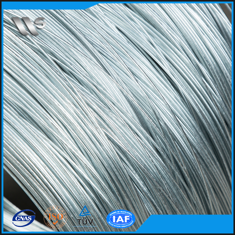 New Model Hard Drawn Optical fiber used galvanized steel wire